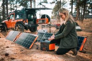 Jackery Explorer 1500 solar generator