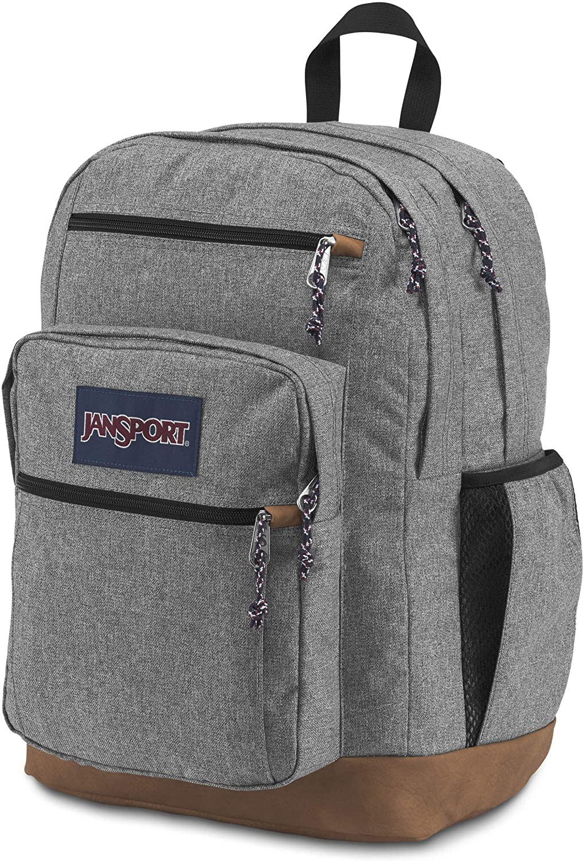 JanSport Laptop Backpack in grey