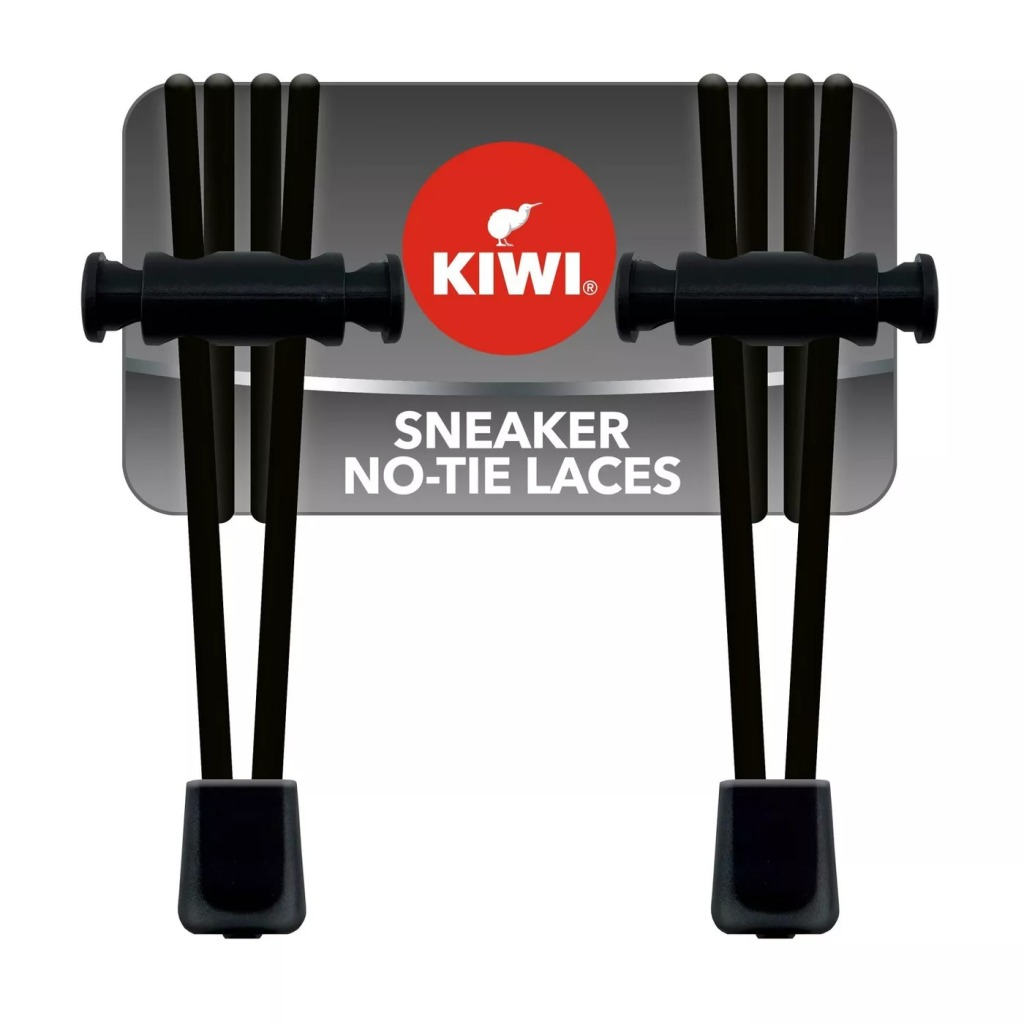 KIWI Sneaker No Tie Shoe Laces