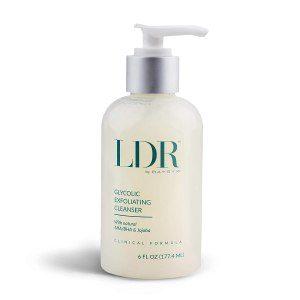 LDR glycolic cleanser, what is jojoba oil