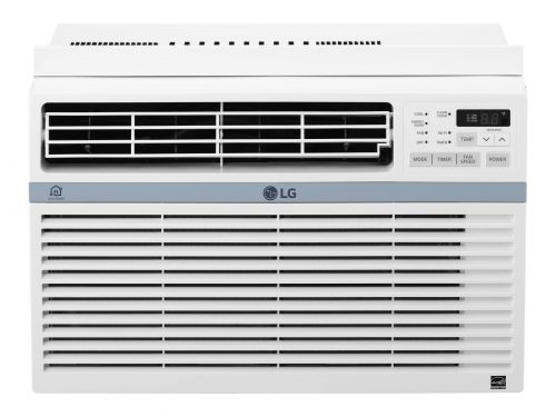 LG Window-Mounted Air Conditioner, best air conditioner