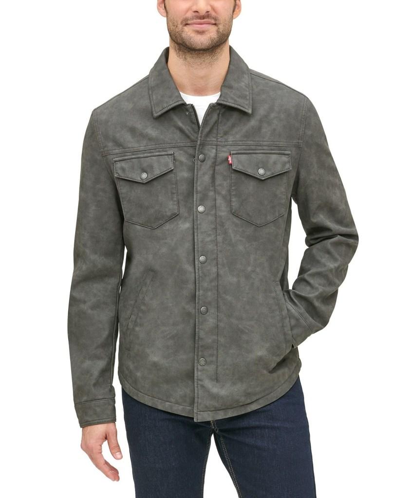 Levis-Faux-Leather-Shirt-Jacket