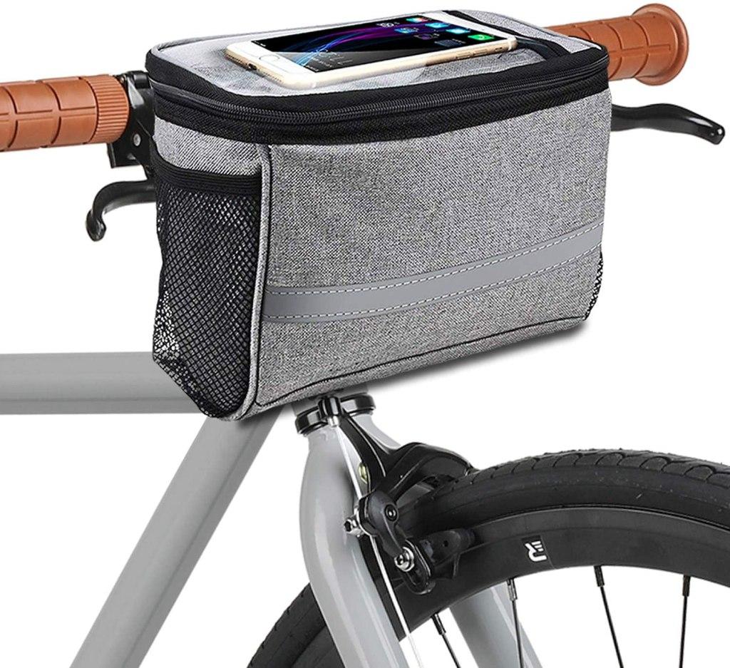 MATTISAM Bike Handlebar Bag