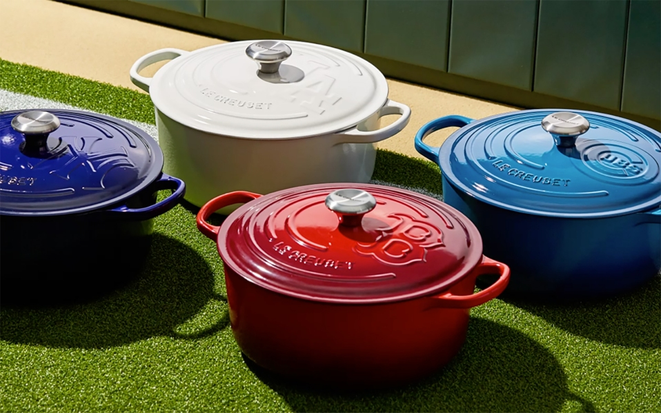 MLB dutch ovens, gifts for dad