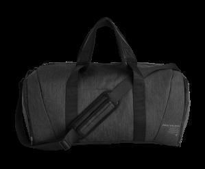 Mack Weldon weekender bag, vaccine benefits