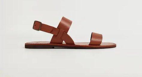 Mango Gladiator Sandals, men's summer fashion 2021