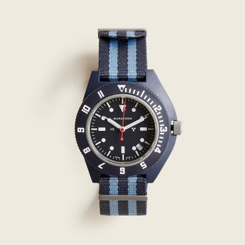 Marathon Watch Company x J. Crew Pilot Navigator