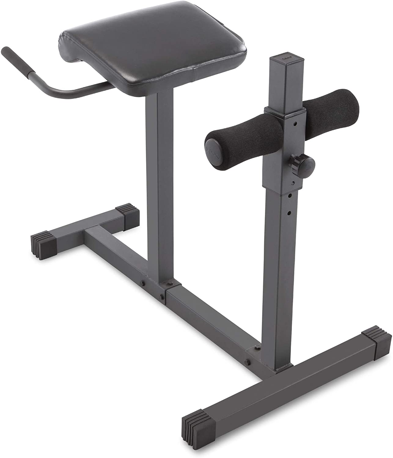 Marcy Adjustable Hyperextension Roman Chair Exercise Bench