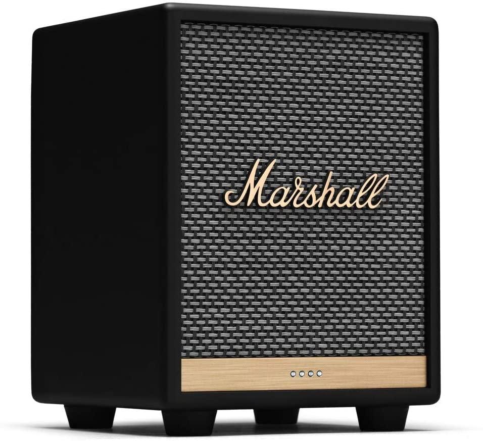 Marshall Uxbridge Home Voice Speaker with Built-in Alexa