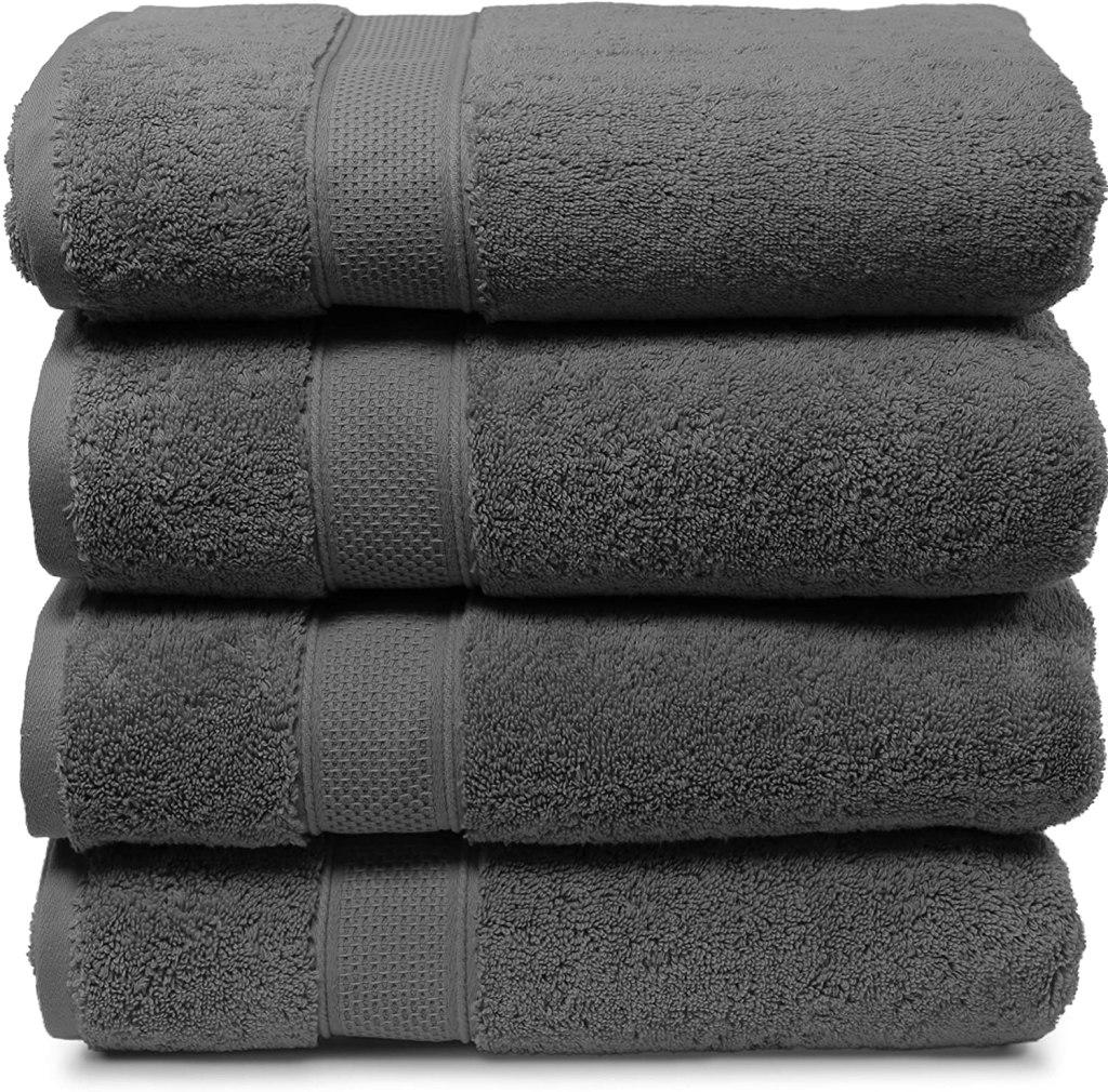 Maura 4 Piece Bath Towel Set