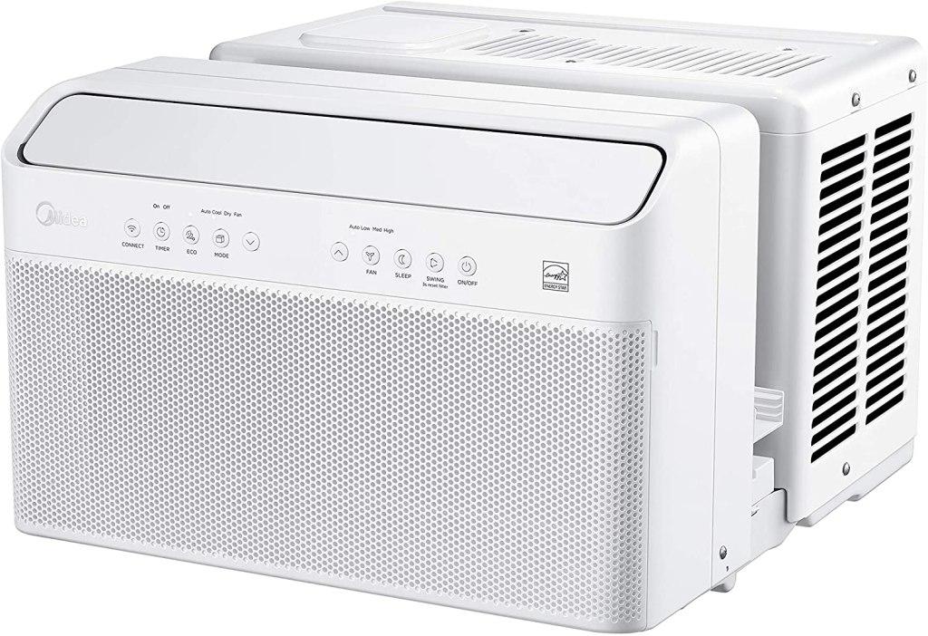 midea u inverter window air conditioner, best window air conditioners