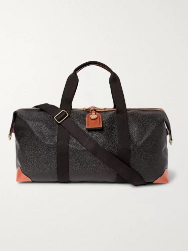 Mulberry Clipper Leather Duffle