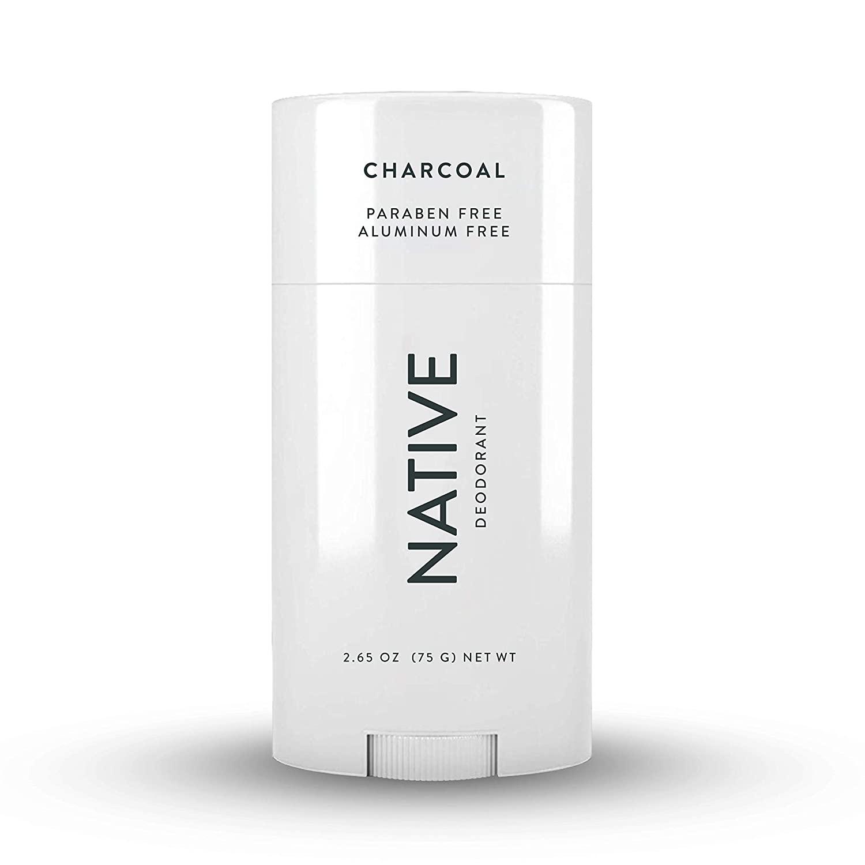 Native Deodorant Natural Deodorant in charcoal scent