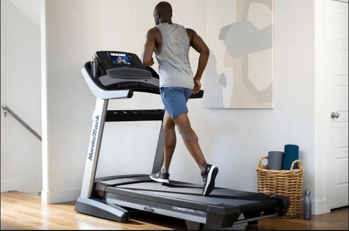 nordictrak commercial 1750 treadmill, get rid of dad bod