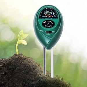 PMALLCITY soil moisture meter