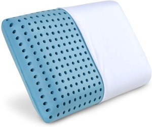 pharmedoc blue cooling memory foam