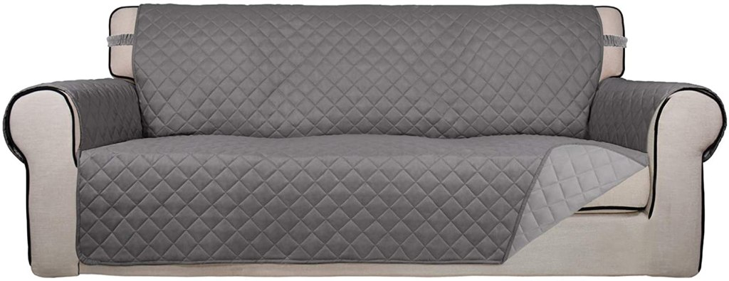 couch covers for pets purefit reversible