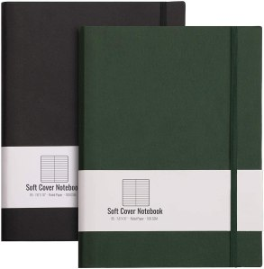 RETTACY college ruled composition notebook, best notebook