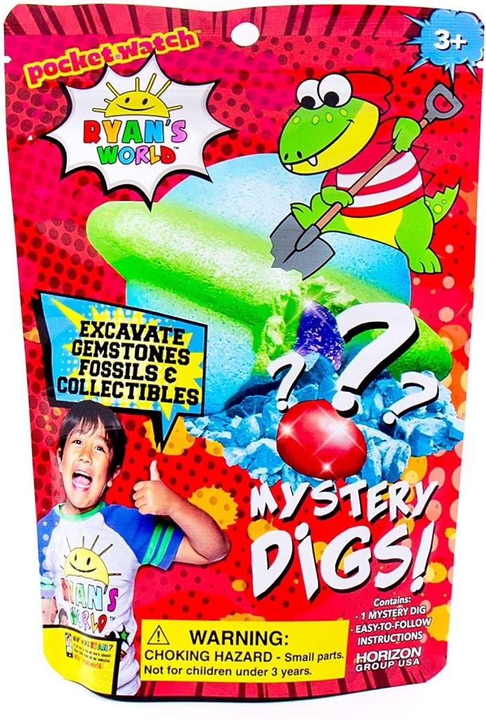 Ryan's World Mystery Digs