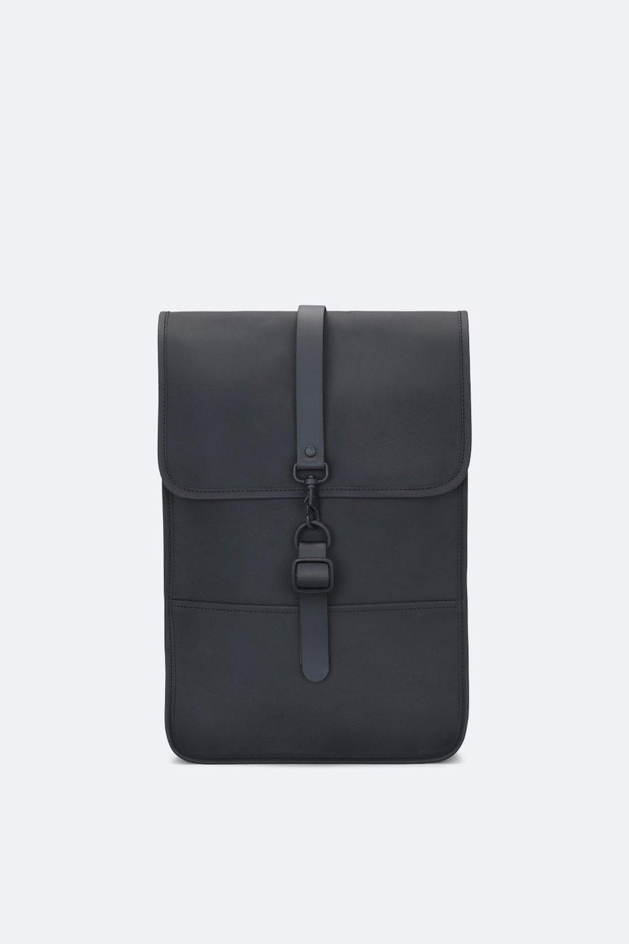 Rain Backpack Mini in black