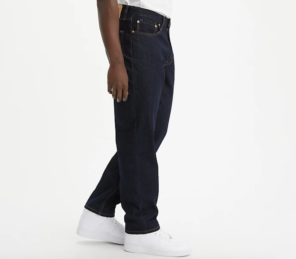 Levi's 550 Relaxed Fit Men's Jeans