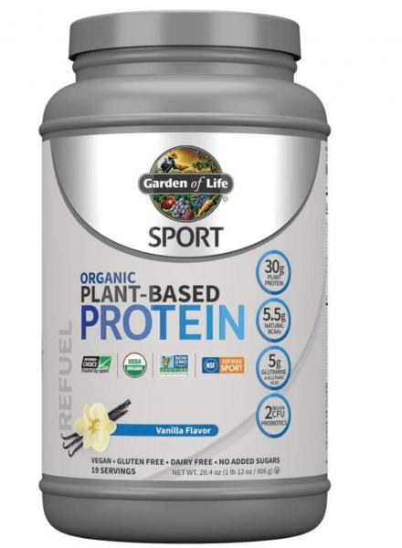Garden of Life Sport Organic Protein Powder
