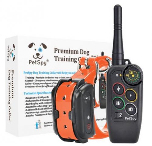 Pet Spy M686 Premium Training Collar