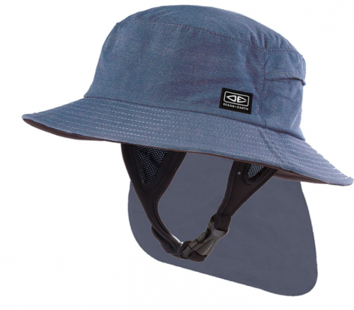 Ocean and Earth Indo Stiff Peak Surf Hat