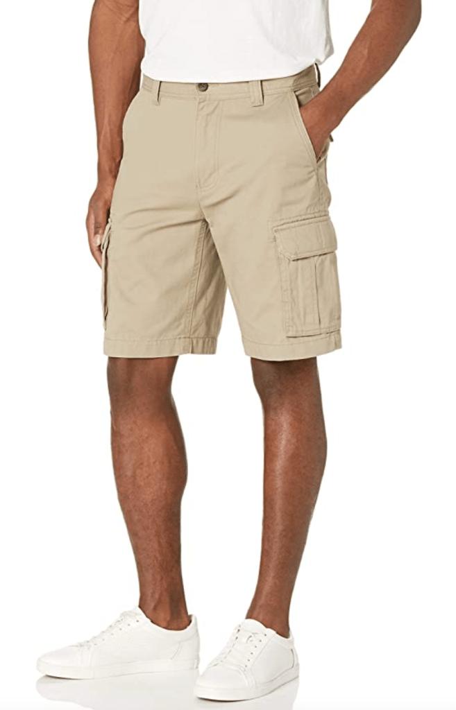 """Amazon Essentials Men's 10"""" Cargo Shorts"""