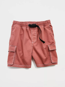 Urban Outfitters Native Youth Twill Cargo Short