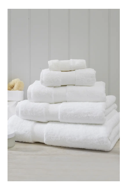 Luxury Egyptian Cotton Bath Towel by The White Company