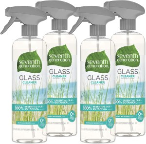 seventh generation glass cleaner