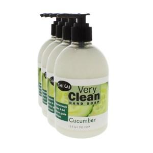 shikai liquid hand soap, foaming hand soap