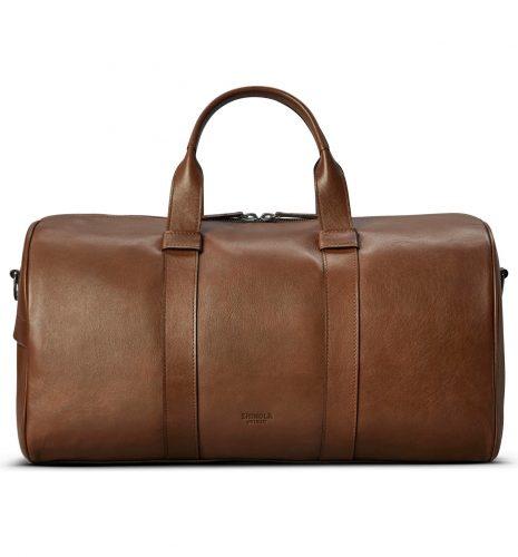Shinola Guardian Leather Duffle