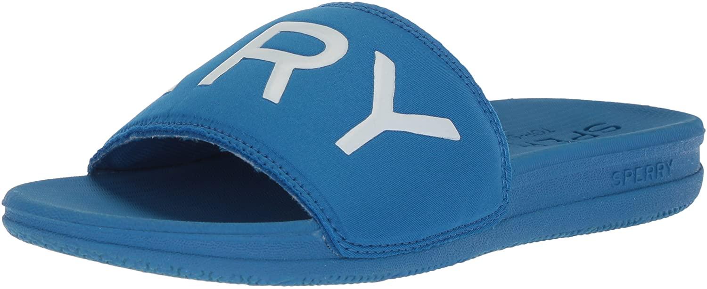 Sperry Men's Intrepid Slide Sandal in blue
