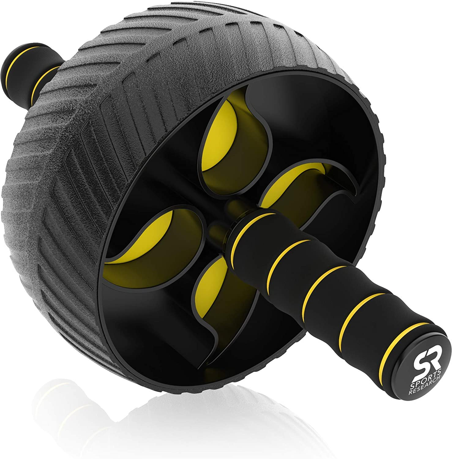 Sports Research Ab Wheel Roller