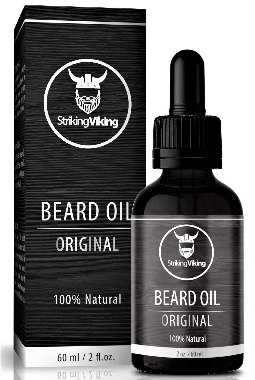 Striking Viking Unscented Beard Oil