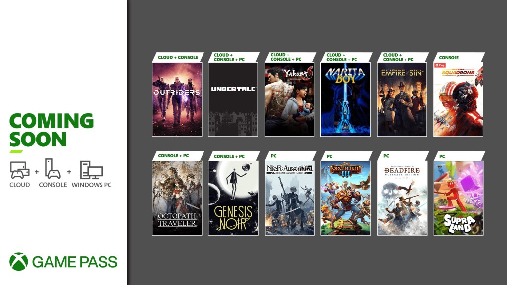 xbox game pass - top gaming trends of 2021
