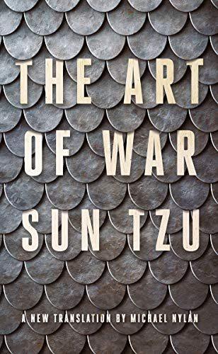 The Art of War by Sun Tzu, best leadership books