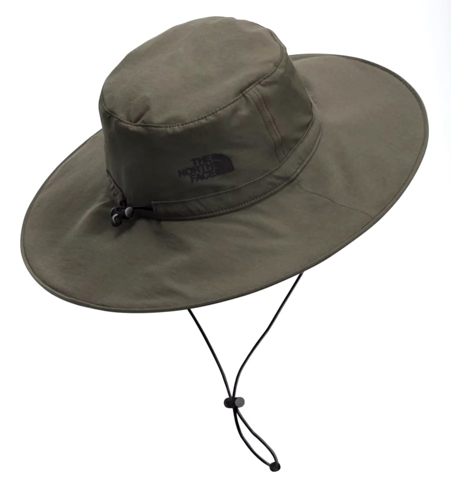 The North Face Wist and Pouch Brimmer in green, sun hats for men