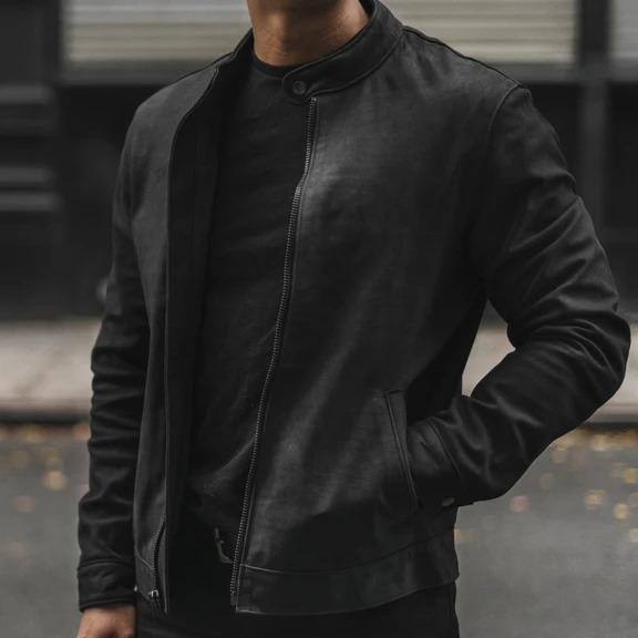 Thursday-Boot-Co.-Racer-Jacket best leather jacket