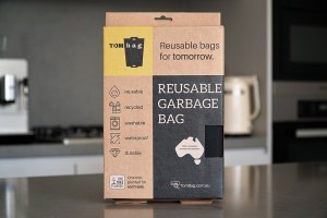 TOMbag reusable garbage bag