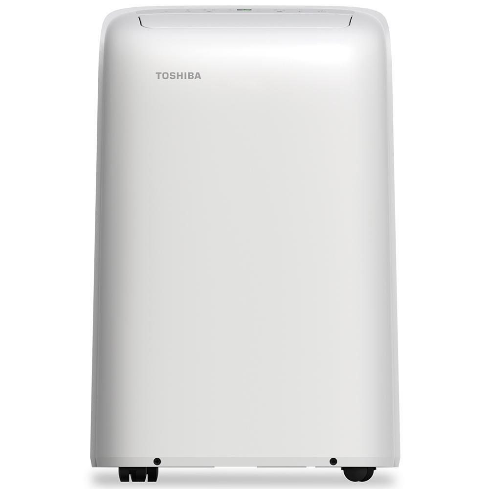 Toshiba 8,000 BTU Portable Air Conditioner with Dehumidifier Mode