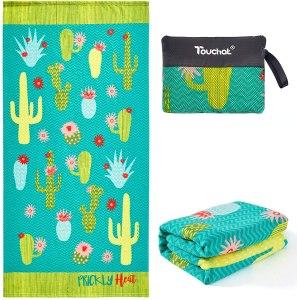 touchat beach towel