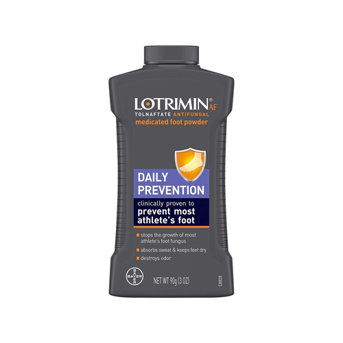 Lotrimin Daily Prevention, Best Athlete's Foot Cream