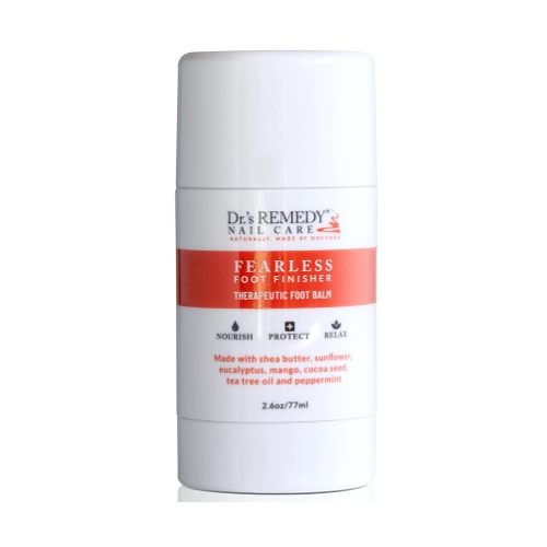 Dr.'s Remedy Fearless Foot Finisher Therapeutic Foot Balm, Best Athlete's Foot Cream
