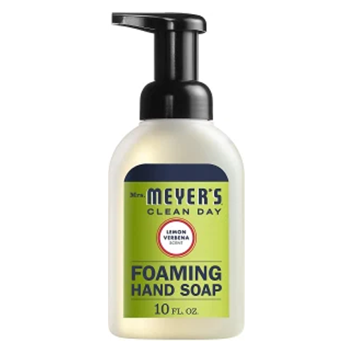 mrs meyers clean day foaming hand soap
