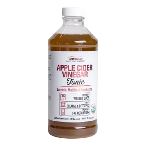 apple cider vinegar dietworks organic