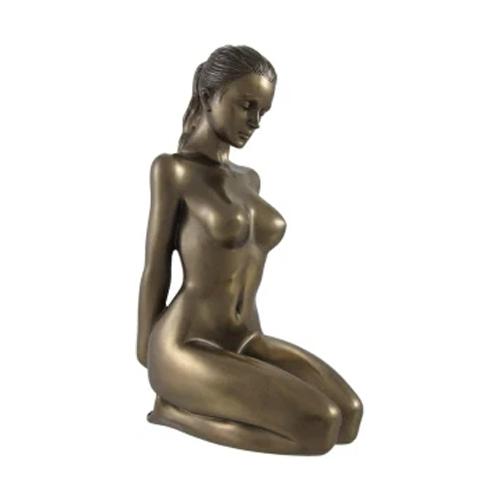 veronese bronze statue female nude