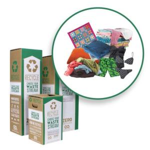 terracycle zero waste box, best places to donate clothes